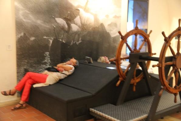 St Tropez maritime museum