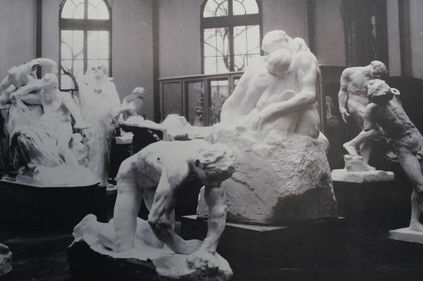 Rodin's workshop