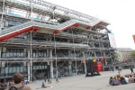 George Pompidou Centre exterior