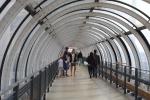 George Pompidou Centre walkway
