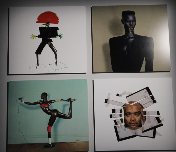 Jean-Paul Goude's work