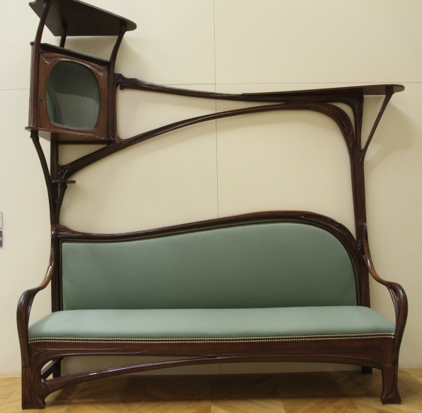 Guimard's smoking bench