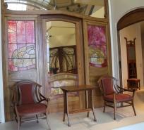 Horta's woodwork