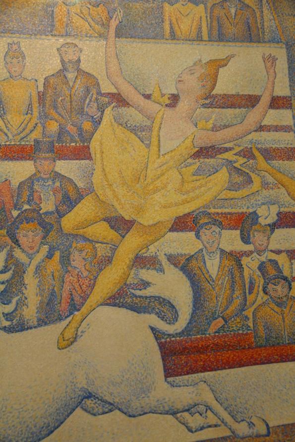 Seurat's 'Circus'