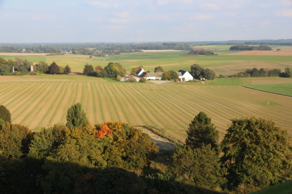 Waterloo countryside