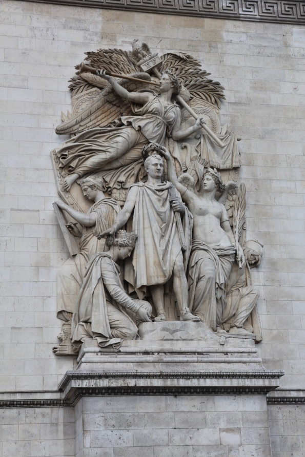 Arc de Triomphe sculptures