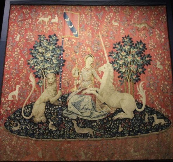 Sight—The Lady and the Unicorn
