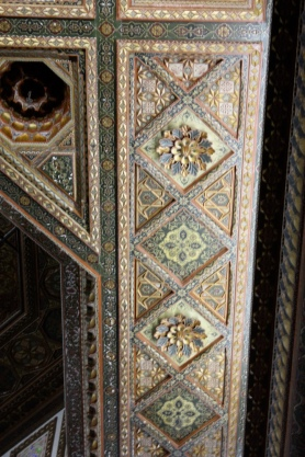 throne room detail