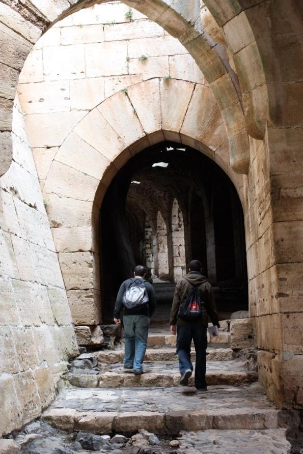 Arch, Krak des Chevaliers