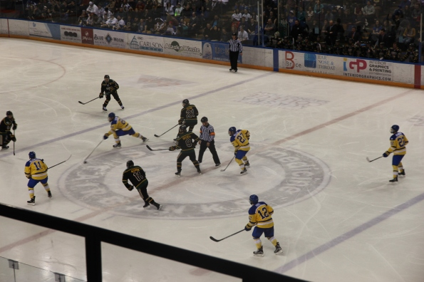 Alaska ice hockey