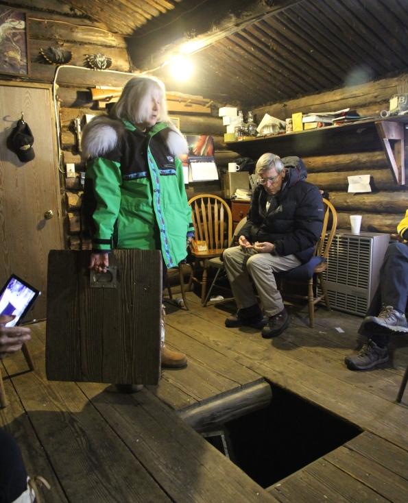 Root cellar, Alaska