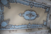Ferrer Palace ceiling