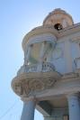 Ferrer Palace exterior balcony