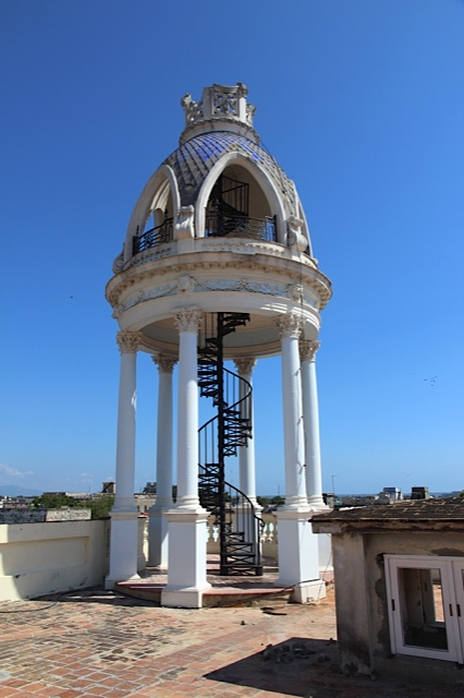 Ferrer Palace lookout