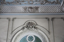 Ferrer Palace wall detail
