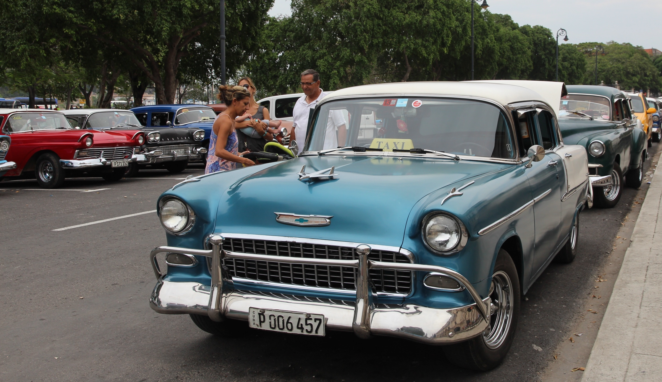 Vintage Chevy in Cuba | Where to next?