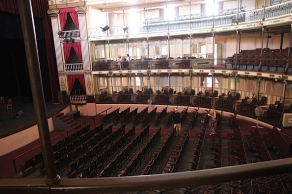 Tomas Terry theatre interior