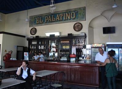 bar in Cuba