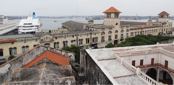 Customs House Havana