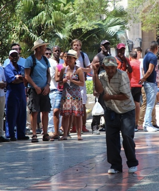 dancer in Cuba