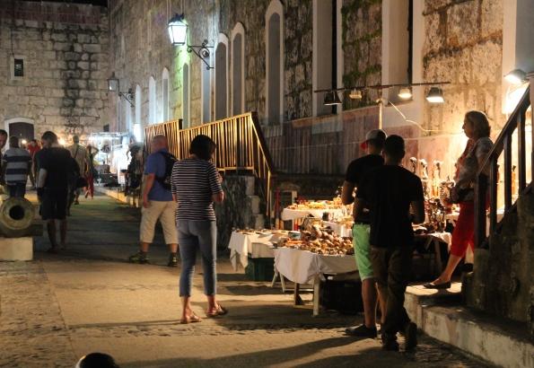 Havana fort, souvenirs
