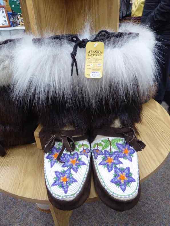 Beaver boots