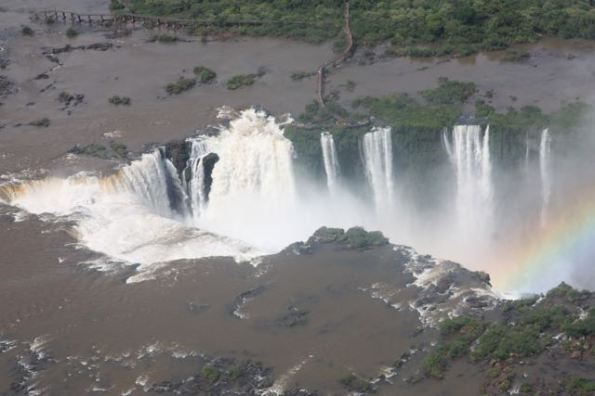 Devil's Throat, Iguazu Falls