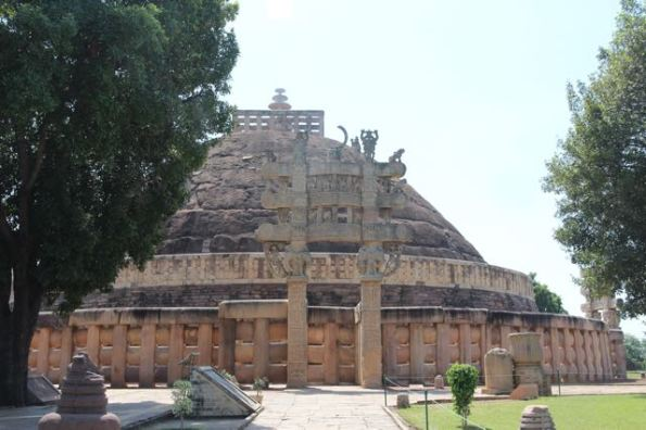 Stupa 1, Sanchi, India