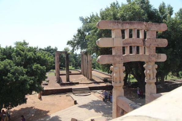 Temple, Sanchi