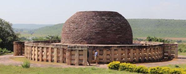 Stupa 2, Sanchi