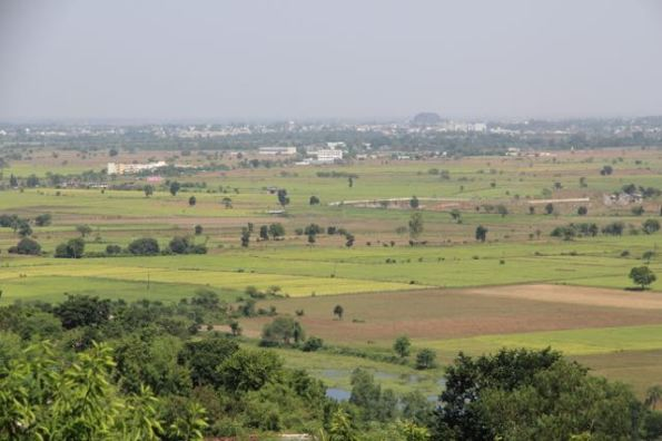 Countryside, Sanchi
