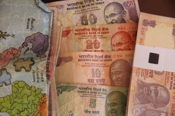India's smaller banknotes