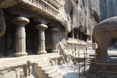 Another gallery, Ellora Caves