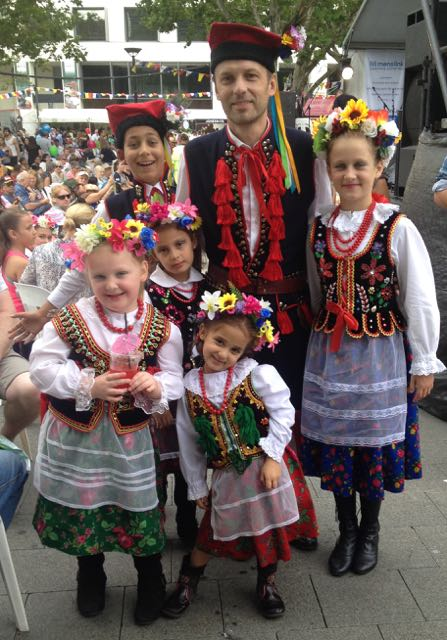 Polish national dress/costumes
