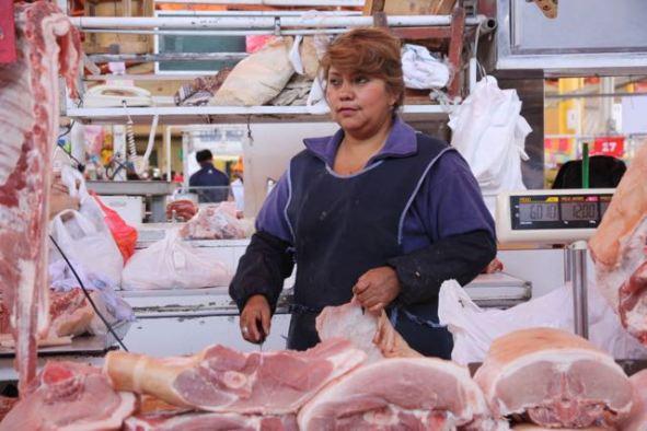 Butchering, Peru