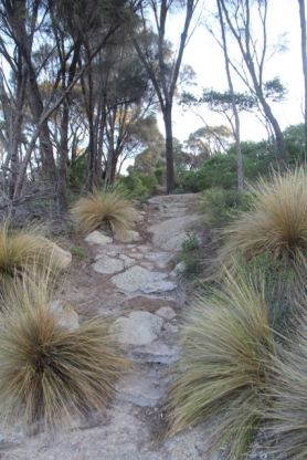 Path to Trousers Point