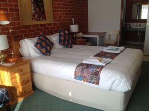 Room at Yackandandah Motor Inn