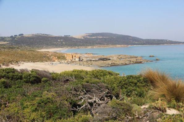 View from Castle Rock, Flinders Island