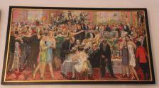 Le cabaret le Pigall's by Pierre Sicard