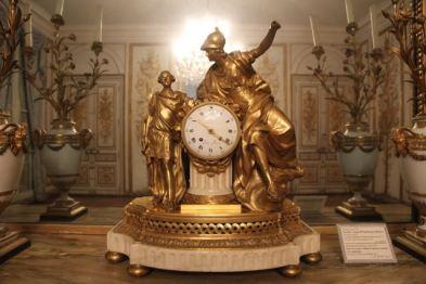 Musée Carnavalet clock