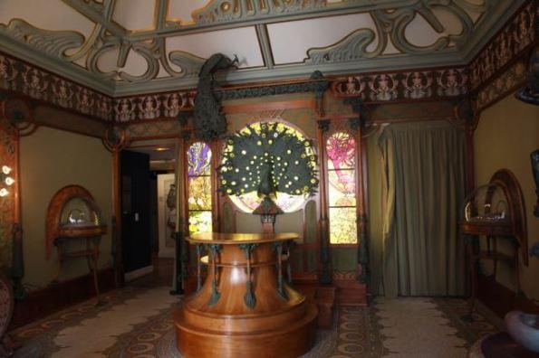 Art Nouveau jewellery shop, Carnavalet Museum
