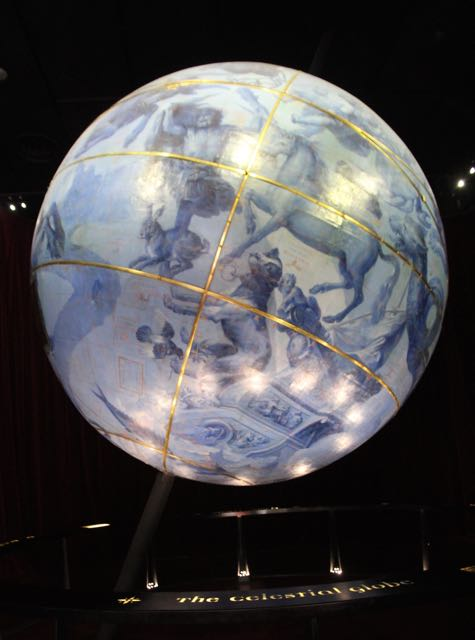 Coronelli's celestial globe
