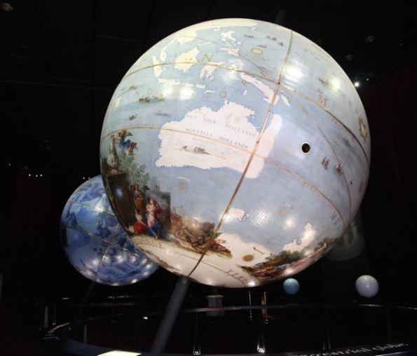 Globes of Coronelli