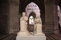 Louis XVI and Marie Antoinette, Saint-Denis
