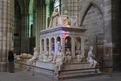 Crypt at Saint-Denis