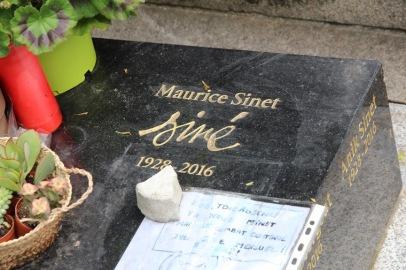 Maurice Sinet (Siné)