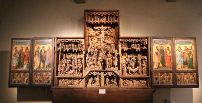Altarpiece, Musée Cluny