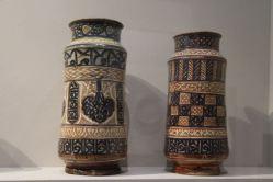 Spice jars, Musée Cluny