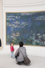 Monet at Orangerie