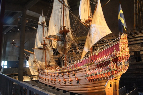 Model of the Vasa